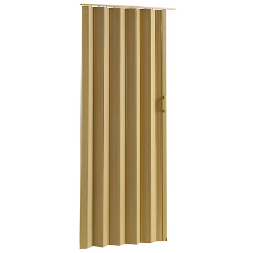 Vinyl Folding Door, Oak | RONA