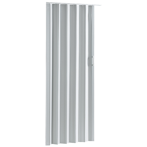 """Porte pliante Via, Colonial Elegance, 36"""" x 80"""", PVC, blanc"""