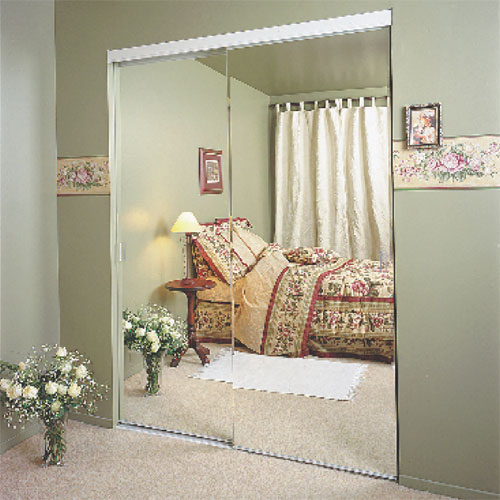 Sliding Mirror Door