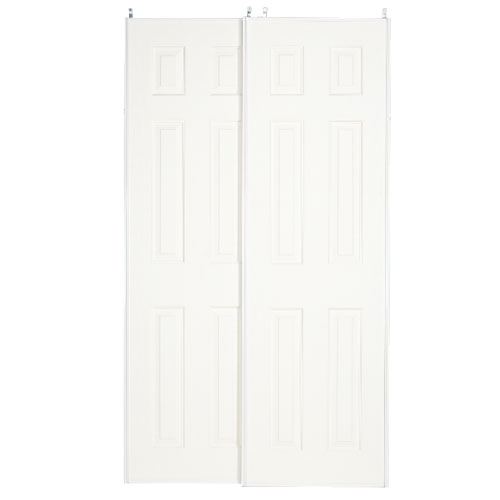 6-Panel Bostonian Sliding Door