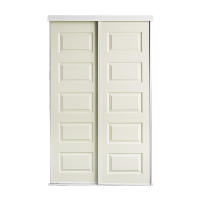 "Colonial Elegance ""Rockport"" Sliding Door - 72 in. x 80 1/2 in."