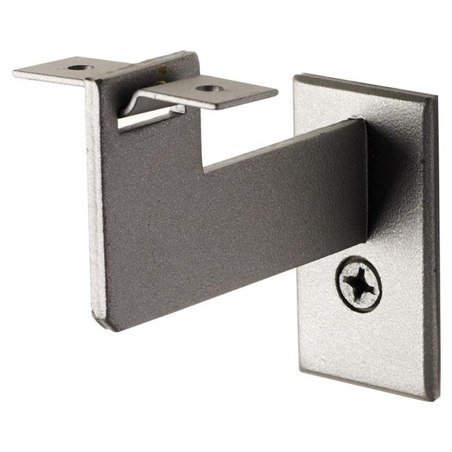 """Zen Handrail Bracket - 3.25"""" - Steel - Silver Grey"""