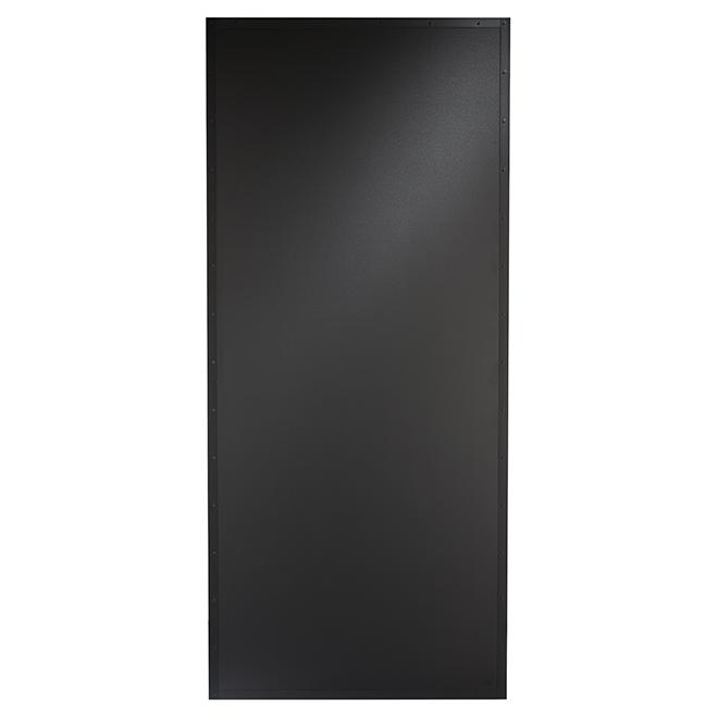 """Closet Door - Black Board - 37"""" x 84"""""""