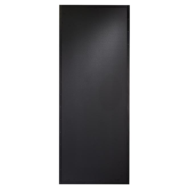 """Closet Door - Black Board - 33"""" x 84"""""""