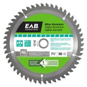 "Miter Saw Carbide Blade - 7 1/4""- 50TH"