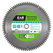 "Miter Saw Carbide Blade - 10"" - 80TH"