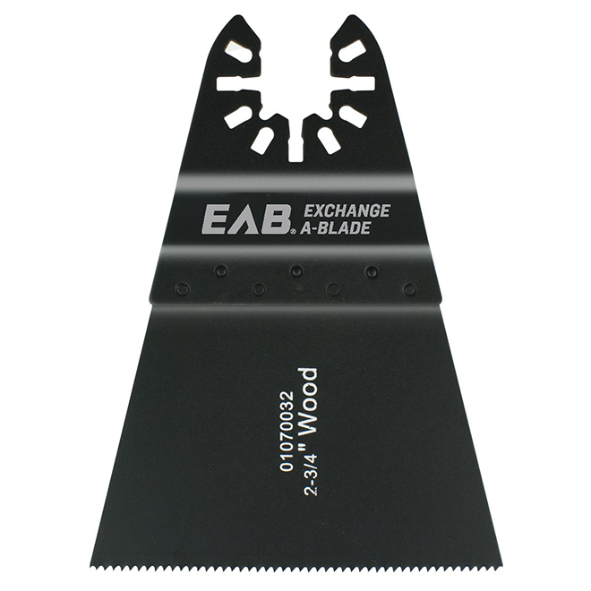 Multi-Tool Wood Flush Cut Blade - 2 3/4""