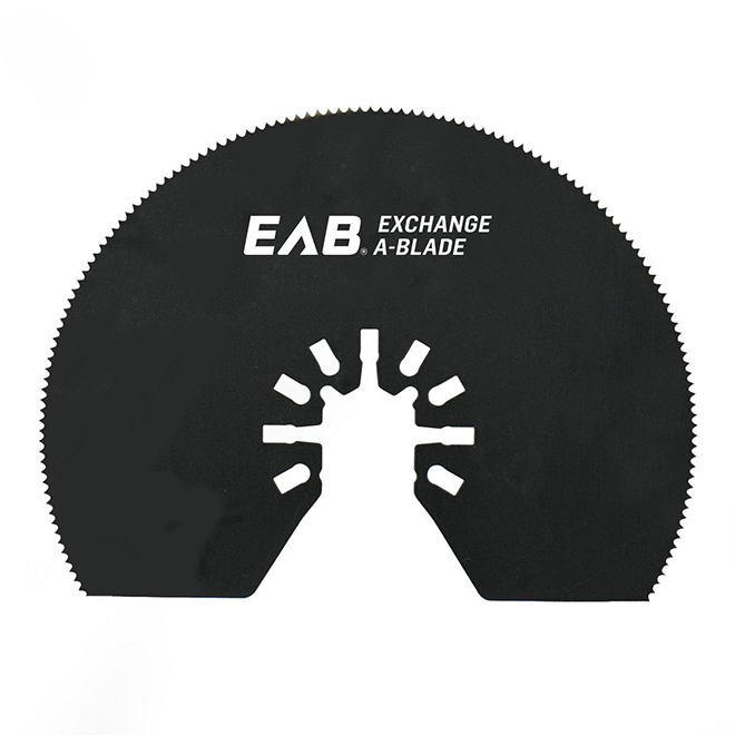 """EAB Tool 3"""" HCS Wood and Drywall Blade - Professional Oscillating Accessory - Exchangeable"""