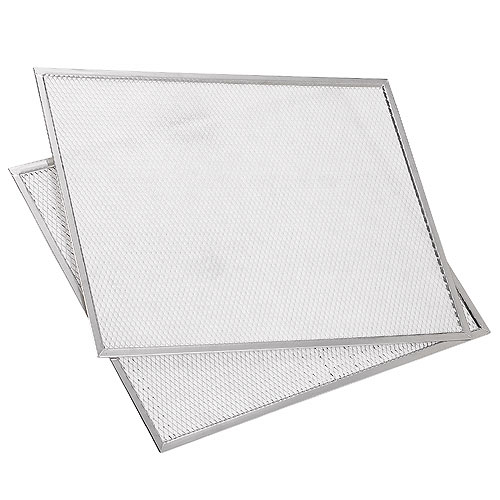 Clean Air - Pleated Pre-Filter For Hepa - 19'' x 15' - 2/Pck