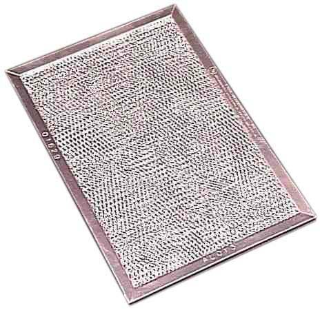 Air exchanger filter