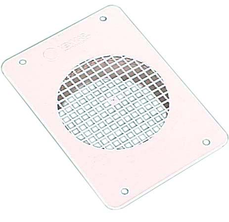 Adaptateur pour système de ventilation et soffite