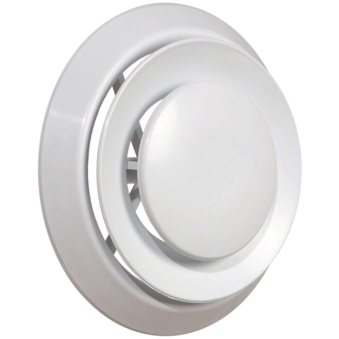 8-in Rounded Air Diffuser