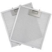 Filtres de remplacement pour hottes VJ603-VJ604, paquet de 2
