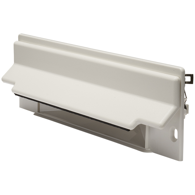 Inlet Valve - Steel - White