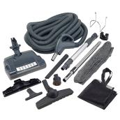 Venmar Central Vacuum Accessory Kit - 12 Pieces