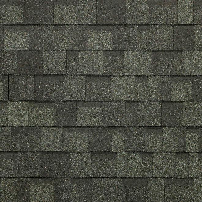 """""""Cambridge"""" Roofing Shingles - 33 sq. ft. - Weatherwood"""