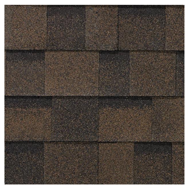 """""""Biltmore"""" Laminated Roof Shingles - Dual Black"""