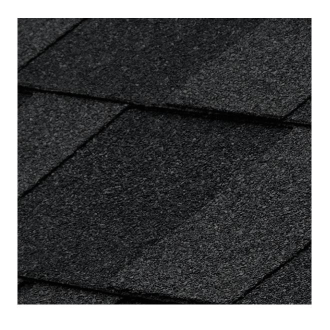 Bardeaux IKO Hip & Ridge Plus(MC), 29,5 pi lin., noir