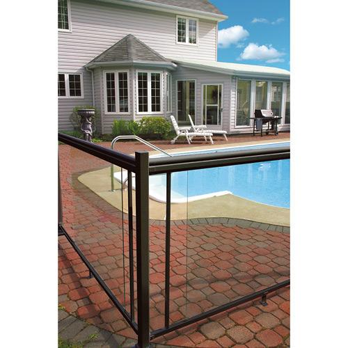 "Railing Glass Insert Panel - 42"""