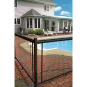 Railing Glass Insert Panel - 54
