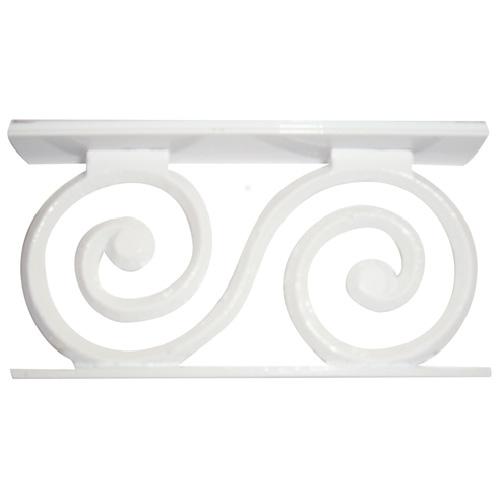 Espaceur décoratif pour rampe « Classica »