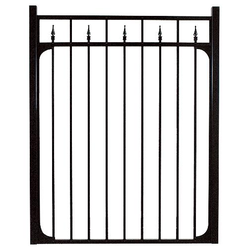 """Ornamental"" Fence Gate Kit - 48"" x 60"""