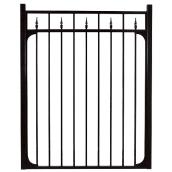 """Ornamental"" Fence Gate Kit - 48"" x 60"""