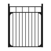 "Kool-Ray Ornamental Fencing - 60"" x 48"" - Black"
