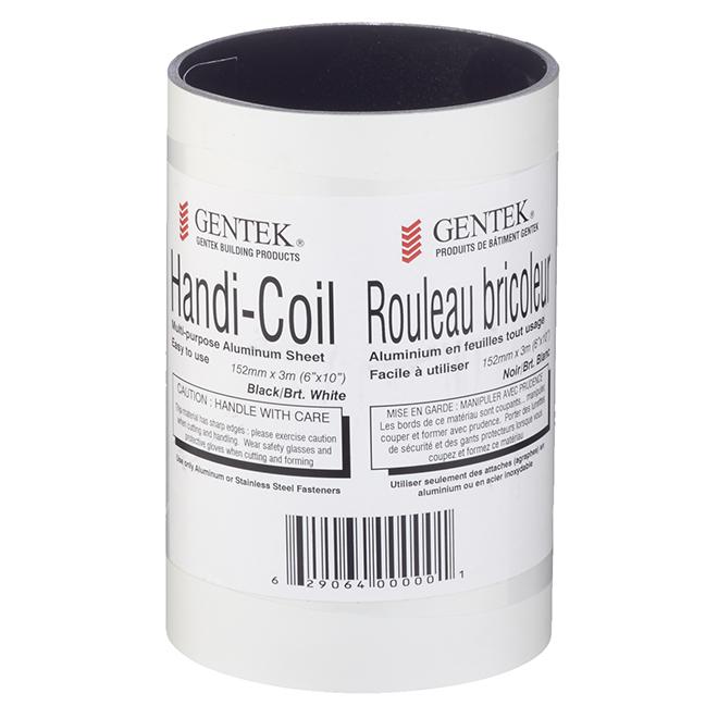 """""""Handi-Coil"""" Aluminum Roll - 6"""" x 10'"""