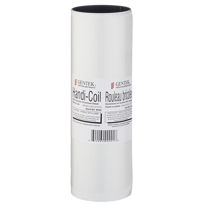 """""""Handi-Coil"""" Aluminum Roll - 12"""" x 10'"""