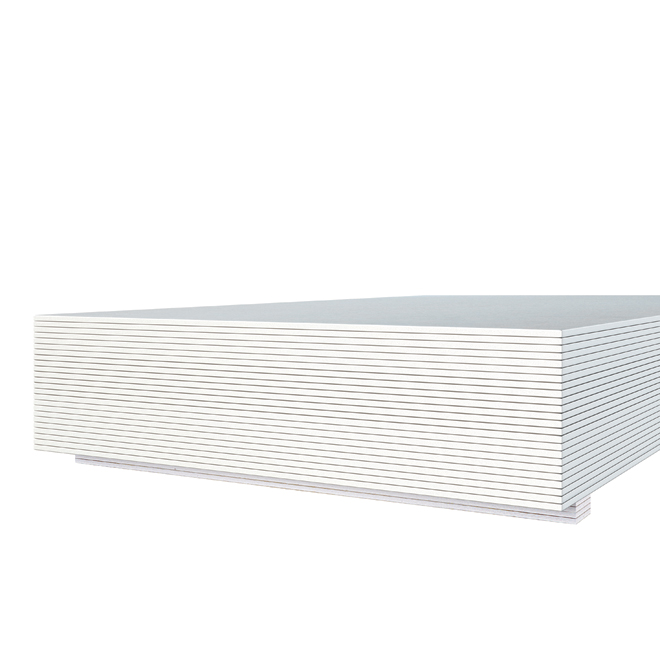 """Fire Resistant Drywall - 1/2"""" x 4' x 8'"""