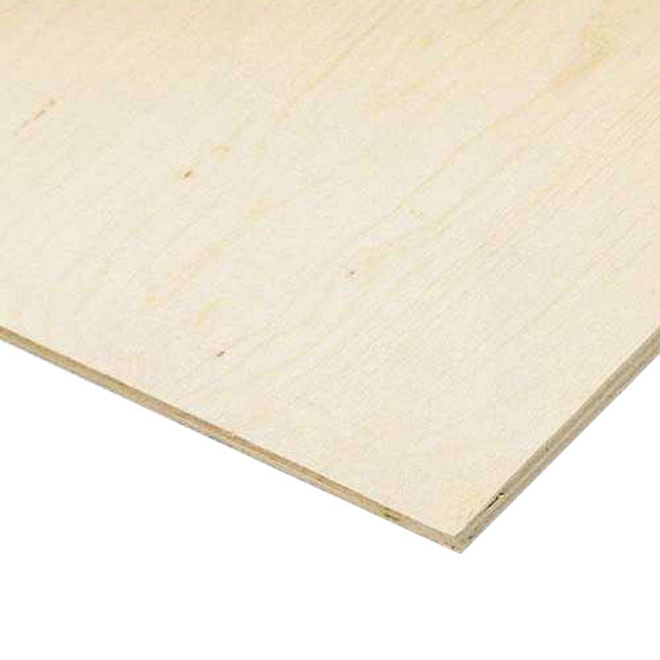 3/4x4x8 - Plywood Spruce Select