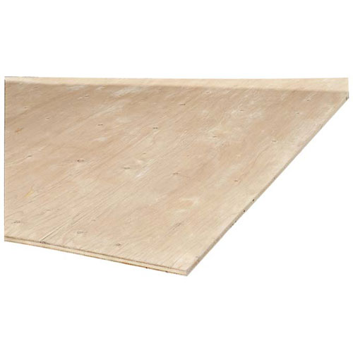 "Treated Plywood - 5/8"" x 4' x 8'"
