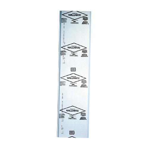 "Rigid Insulation Panel, Wallmate, 2"" x 2' x 8'"