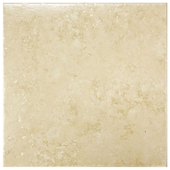 Ceramic Floor/Wall Tiles - Tivoli Cream - 13/Box