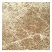 Tuile de marbre «Emperador»