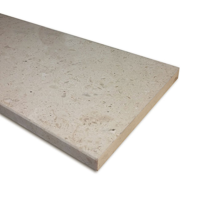 TROY COLLECTION Polished Marble Sill TR-BEJSILL02 | RONA