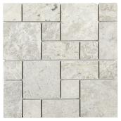 Marble Wall Tiles - Valensa Mosaic - 5/Box