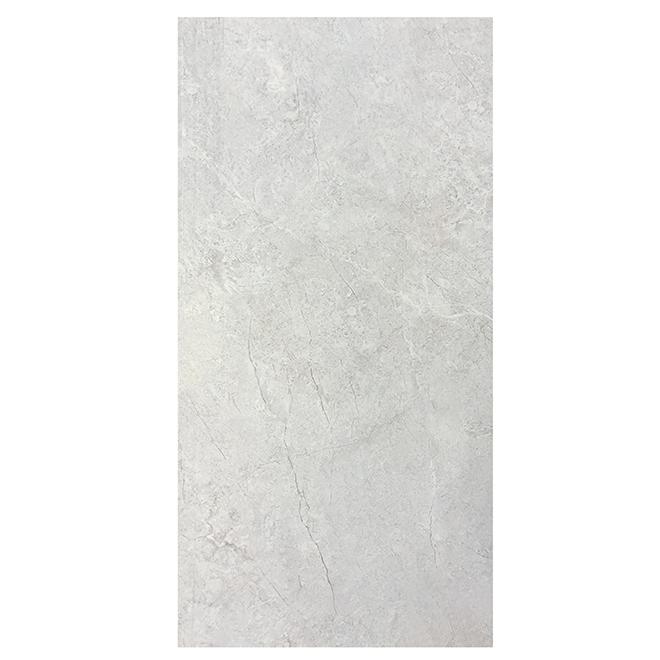 """Tuiles de porcelaine Iceberg, 12"""" x 24'', gris, 8/bte"""