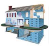 Rigid Insulation Panel, SM, 3
