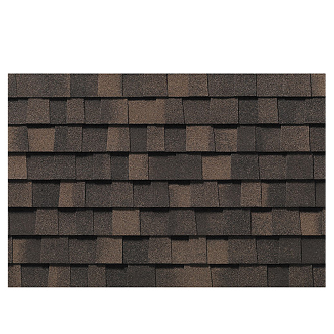 """""""Everest 42"""" Roofing Shingle - Autumn Brown"""