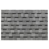Bardeaux de toiture « Everest 42 », gris argent
