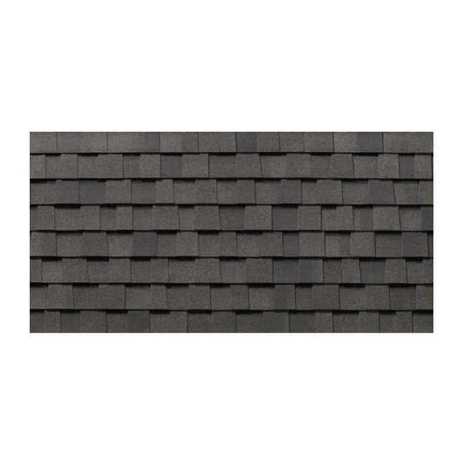 """""""Everest 42"""" Roofing Shingle - Brown Stone"""