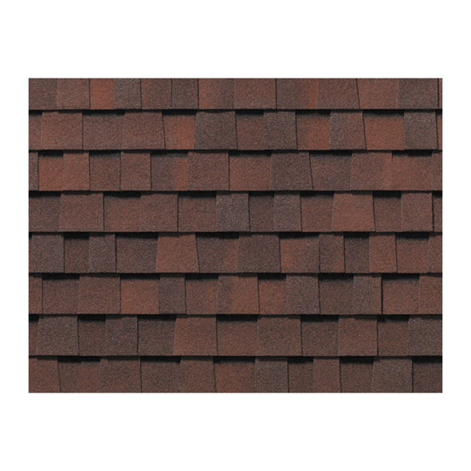 """""""Everest 42"""" Roofing Shingle - Red Magenta"""