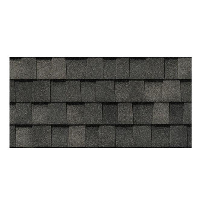 Bardeaux de toiture « Mystique 42 » - gris crépuscule