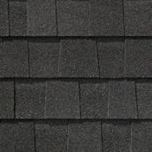 Bardeaux de toiture « Mystique 42 », ardoise noire
