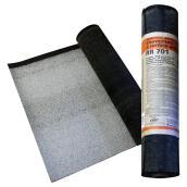 Membrane à surface ardoisée, 3' x 36', 100 pi², blanc
