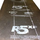 Panneau isolant structural R-5 XP, 48