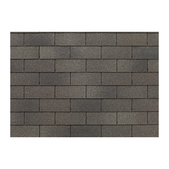 """Dakota"" Shingle - Fibreglass - Antique Slate - 21/PK"
