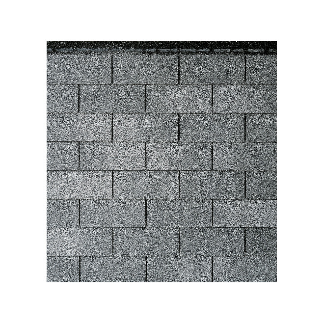 Roofing Shingle « Dakota » - 32.3 sq.ft. - Stone Grey